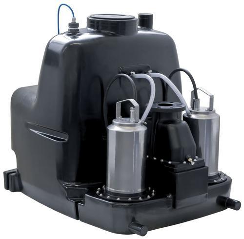Напорная установка Wilo-RexaLift FIT L