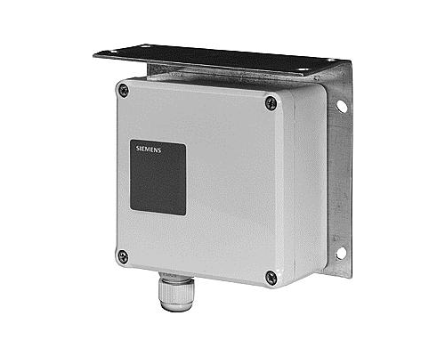 Датчик перепада давления для жидкостей и газов QBE61.3, Siemens