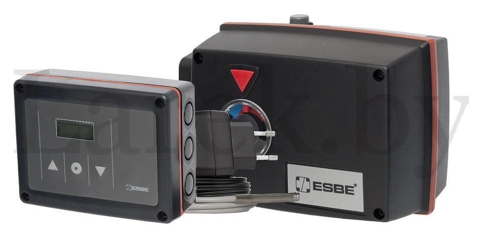 Электропривод-контроллер серии CRA120, Esbe