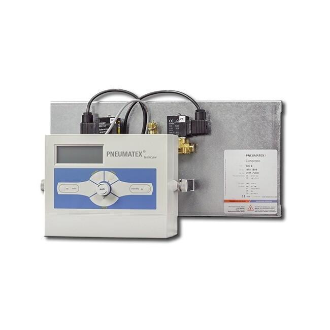Установка поддержания давления Compresso CX, Pneumatex
