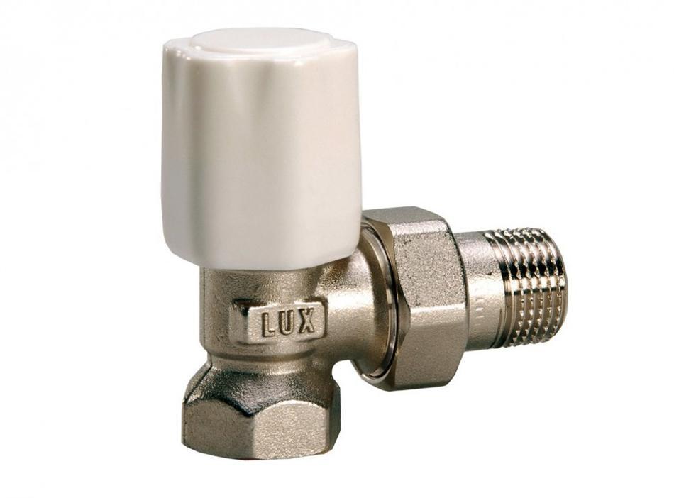 Ручной регулирующий клапан угловой, тип 394, Itap