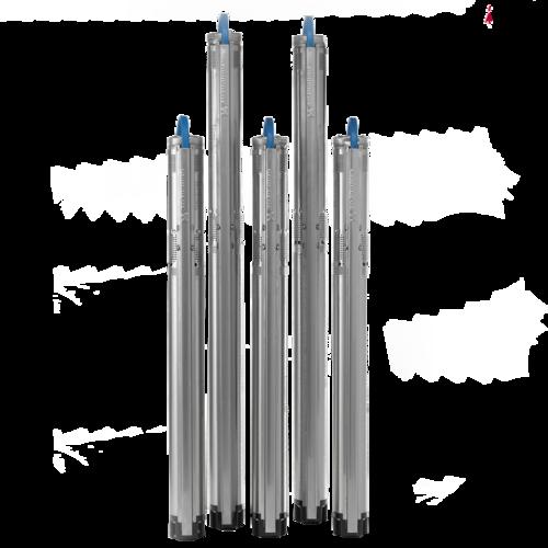 Скважинные насосы SQ/SQE, Grundfos