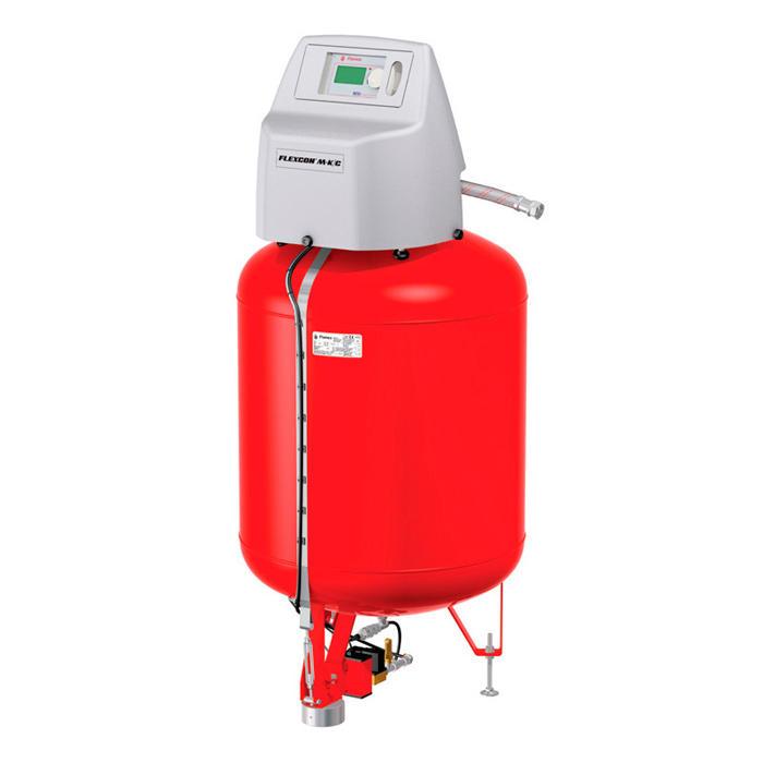 Установка поддержания давления Flexcon M-K/C - 6 бар автоматическая, компрессорная, Flamco