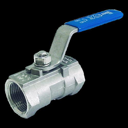 Шаровой стальной кран ВР-ВР стандартнопроходной, с рукояткой, Ду 8-50 Ру 63, Danfoss SOCLA X1666