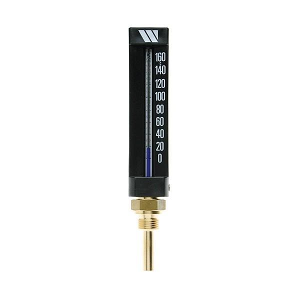 Термометр спиртовой MTG 50 прямой, Watts