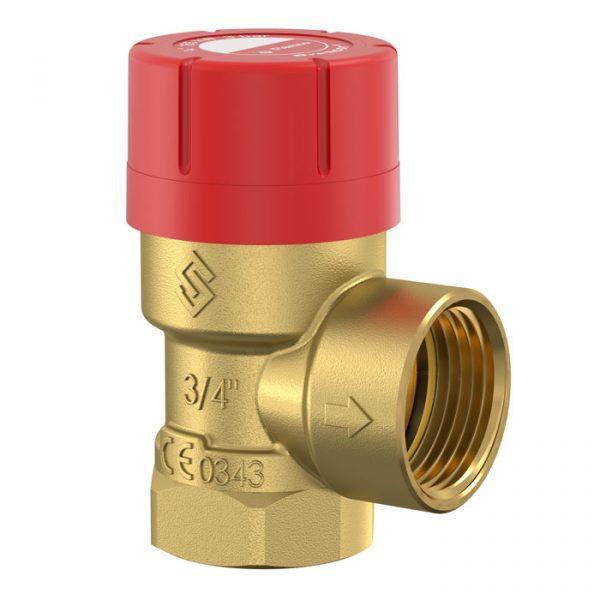 Клапаны предохранительные Prescor, Flamco