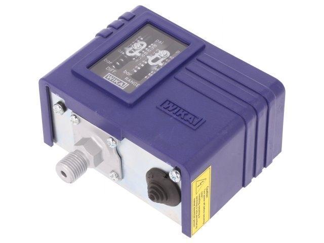 Реле давления PSM-520, Wika