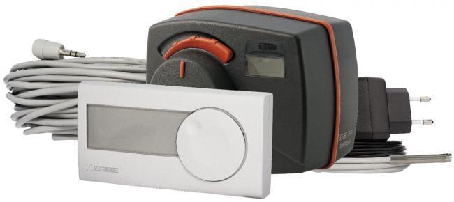 Электропривод-контроллер серии CRB100, Esbe
