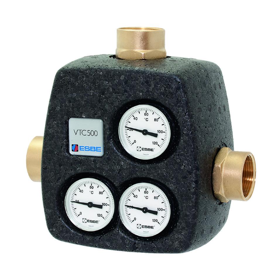 Термостатический смесительный клапан VTC531, Esbe