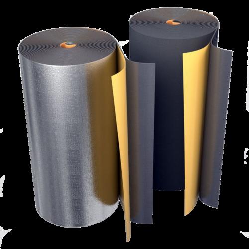 Полиэтиленовая изоляция Energoflex Black Star Duct, в рулонах