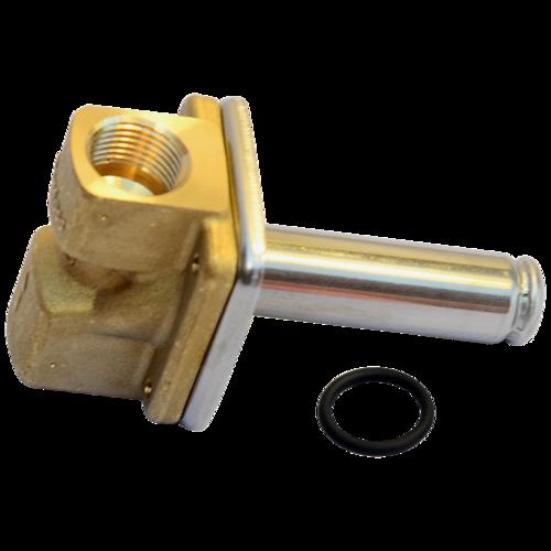Клапан соленоидный EV220B 15-50 с сервоприводом, с катушкой, Danfoss