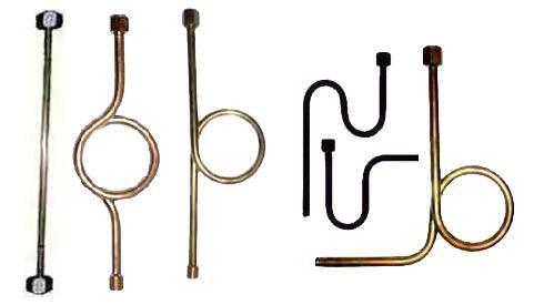 Импульсные трубки (отборные устройства), Wika