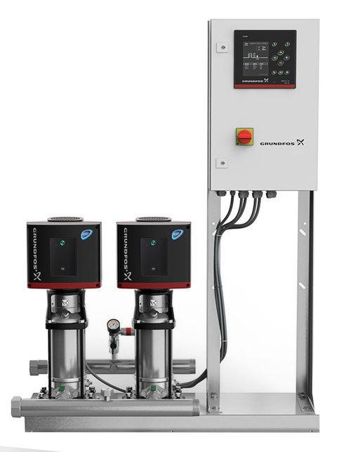 Установки повышения давления Hydro MPC-E, Grundfos