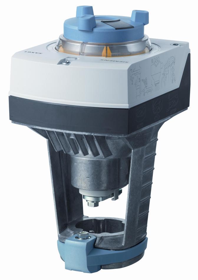 Электрогидравлический привод SAX..., Siemens