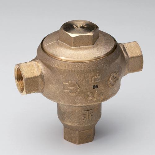 Клапан трехходовой смесительный термостатический, автоматический, Oras