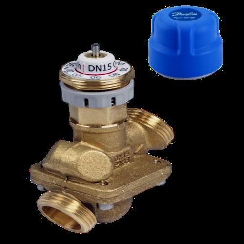 Автоматический балансировочный клапан р/р AB-QM без измерительных ниппелей, Danfoss