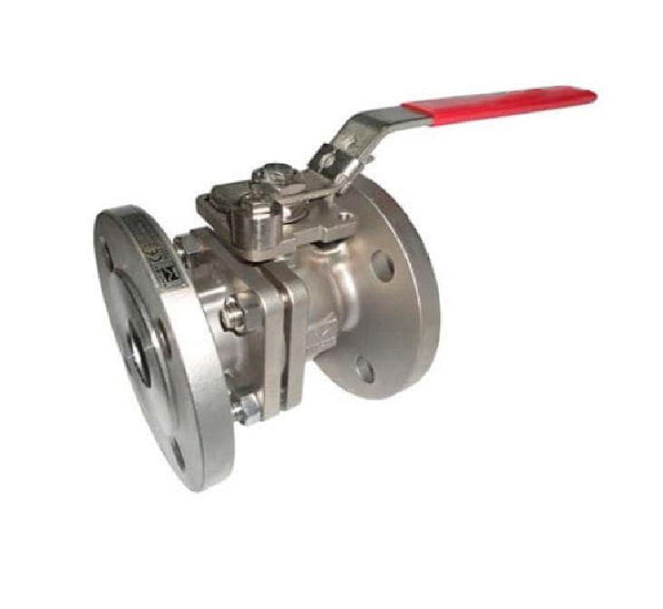 Шаровой стальной кран ВР-ВР полнопроходный, с рукояткой, Ду 65 Ру 40 BS 6260, Tecofi