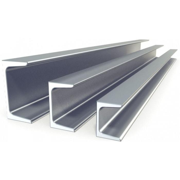 Швеллер стальной горячекатаный ГОСТ 8240-89
