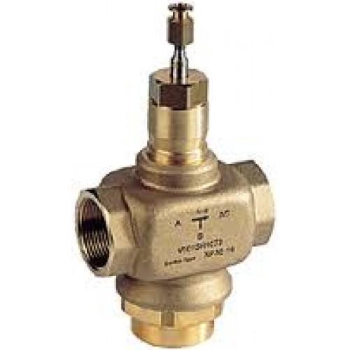 Клапан регулирующий трехходовый линейный V5013R, Honeywell