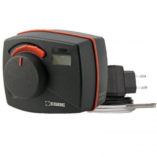 Электропривод-контроллер серии CRA110, Esbe