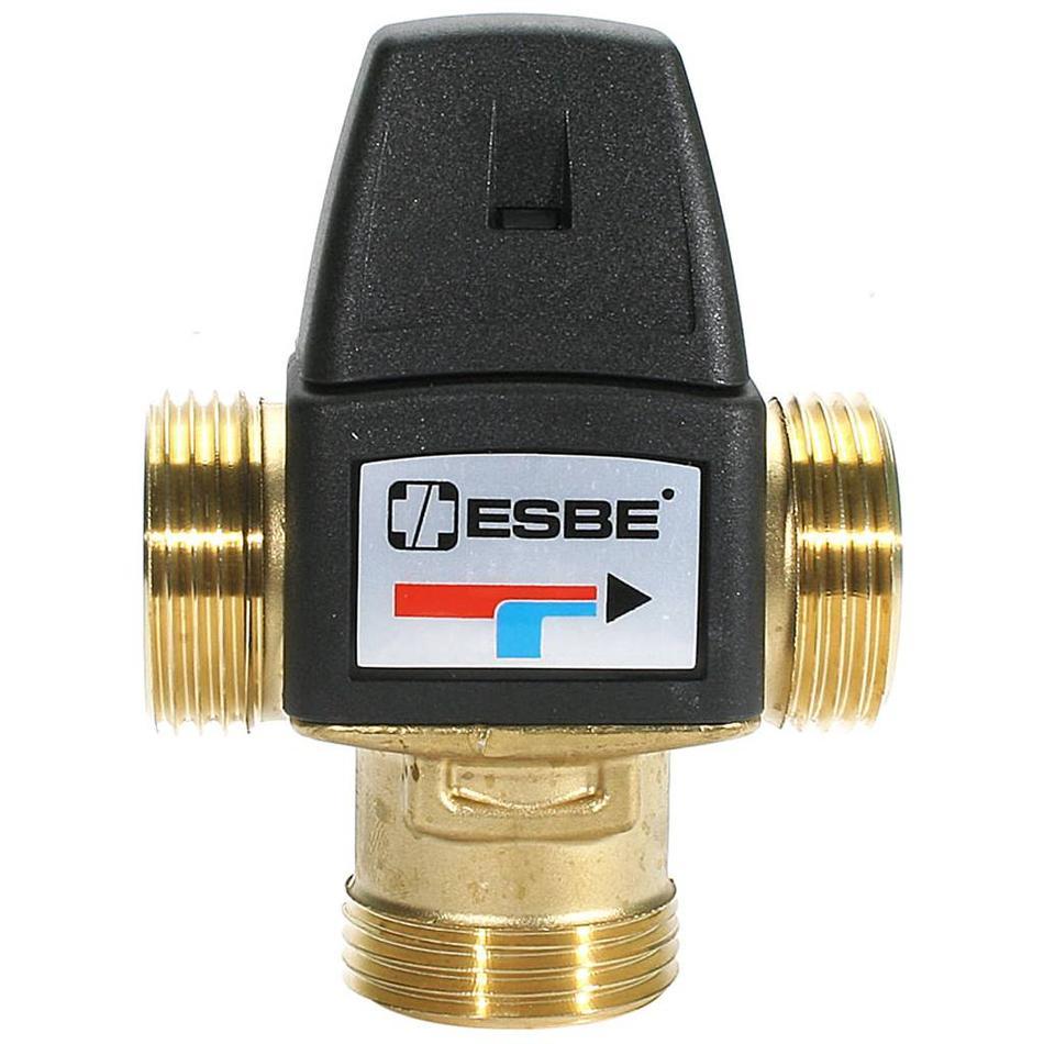 Термостатический смесительный клапан VTA321, VTA322, Esbe