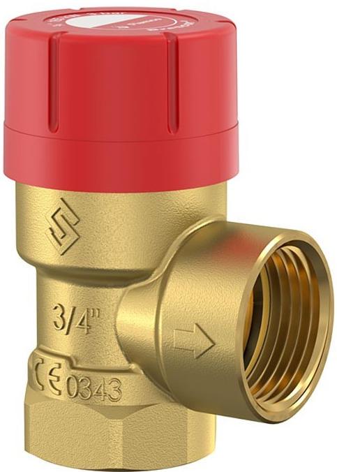 Клапан предохранительный серии VSB200, Esbe