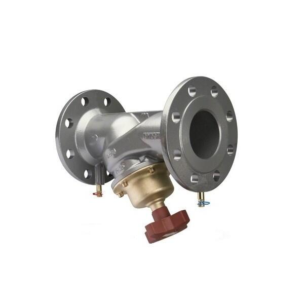 Балансировочный клапан ф/ф STAF (STAF-SG), TA
