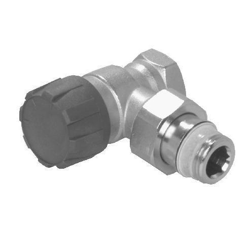 Термостатический клапан без предварительной настройки, угловой, Meibes