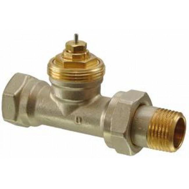 Термостатический клапан VDN1.., прямой, Siemens