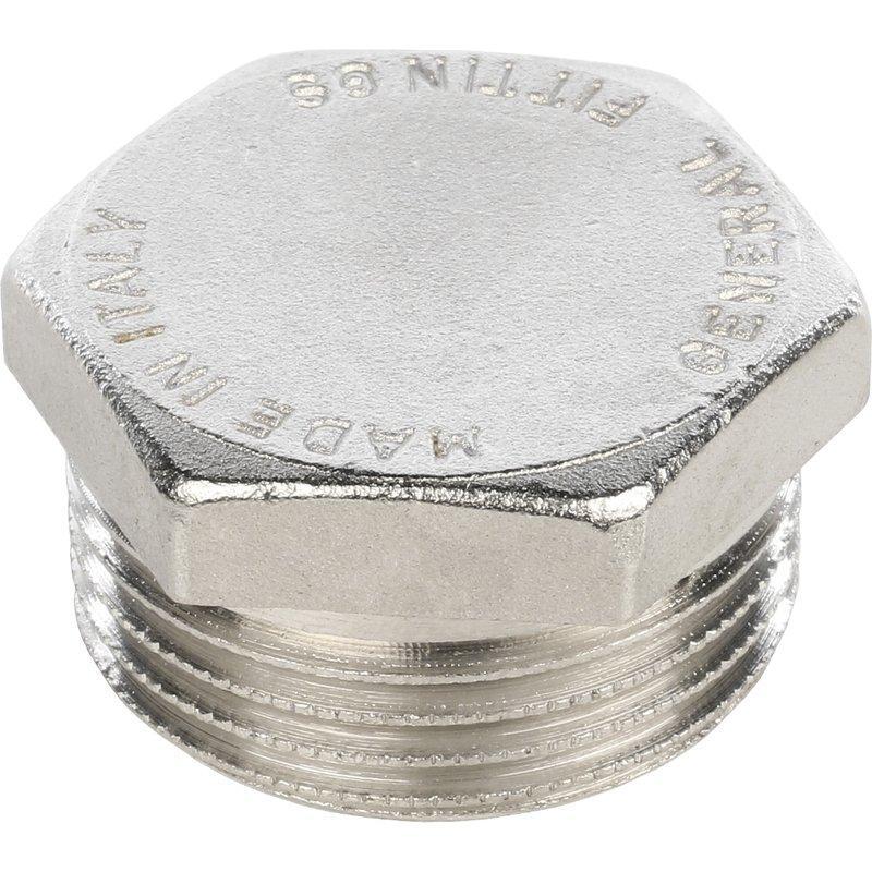 Заглушка никелированная НР