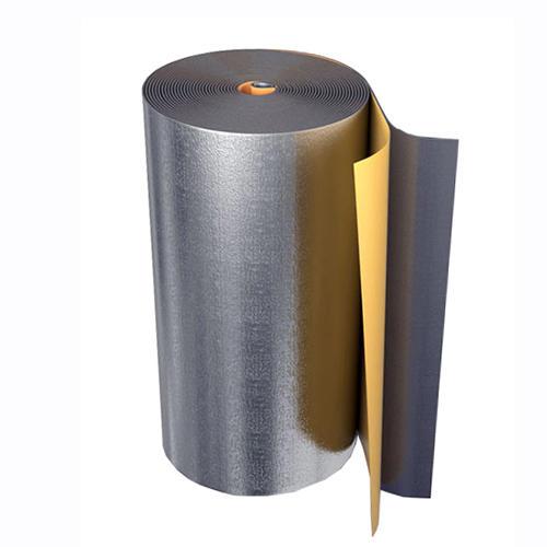 Полиэтиленовая изоляция Energoflex Black Star Duct AL, в рулонах