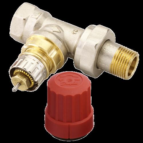 Термостатические клапаны RA-N/RTR-N, Danfoss