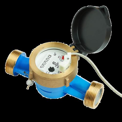Счетчик крыльчатый мокроходный одноструйный холодной воды ВКМ «РОСИЧ» (Ду 25-32), Декаст Метроник (ПК ПРИБОР)