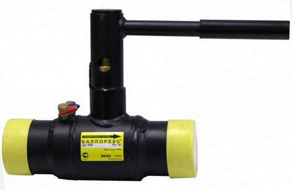 Балансировочный клапан с/с Ballorex® Venturi DRV, Broen