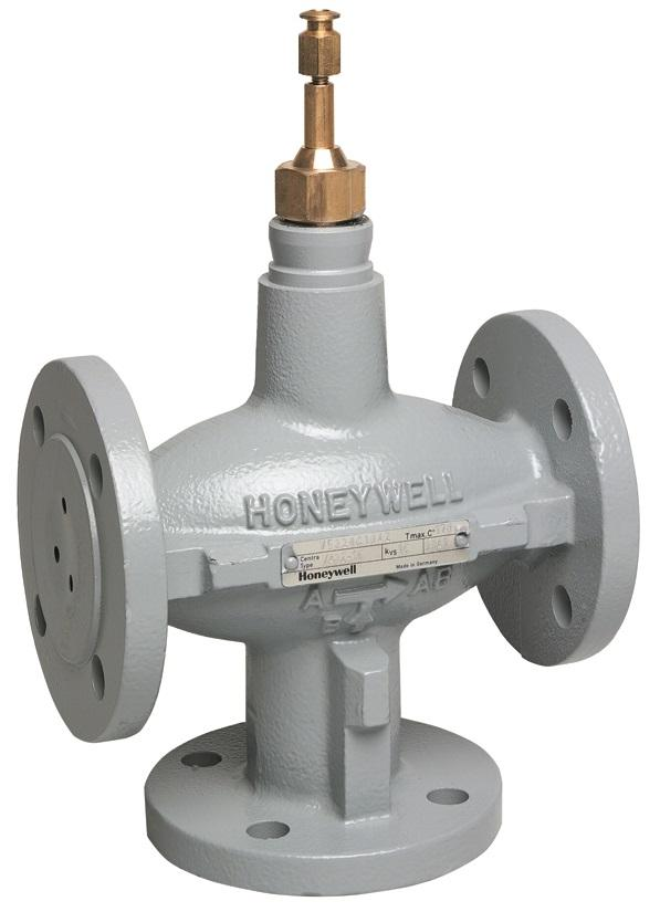 Клапан регулирующий трехходовый линейный V5329A, Honeywell