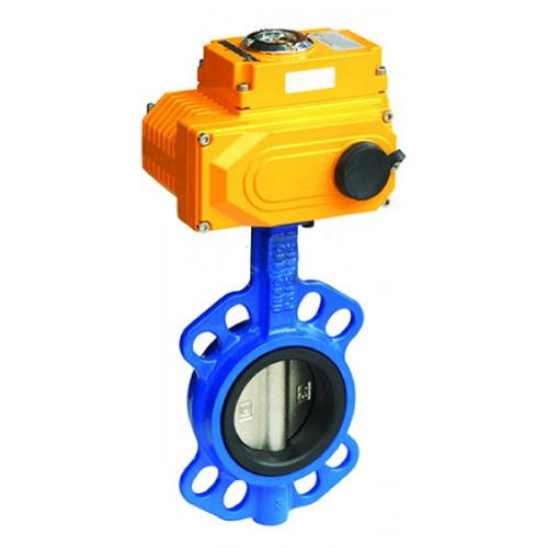Электропривод Nutork TEA-N04, 400В, для затворов Tecfly, Tecofi