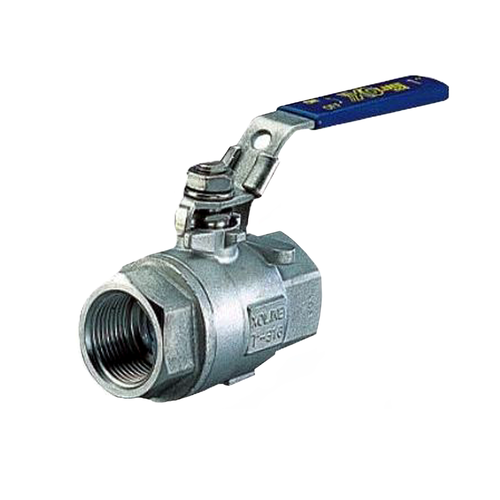 Шаровой стальной кран ВР-ВР полнопроходной, с рукояткой, Ду 8-80 Ру 63, Danfoss SOCLA X2777