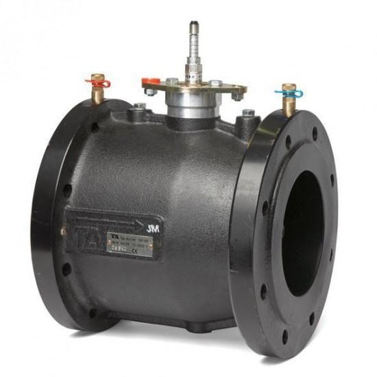 Комбинированный балансировочный клапан ф/ф Fusion-C Ду 65-150, TA