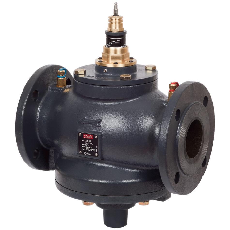 Балансировочный клапан ф/ф MNF, Danfoss