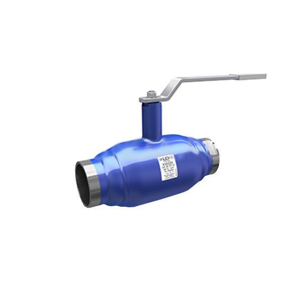 Шаровой стальной кран сварка/сварка полнопроходной Energy, с рукояткой, Ду 15-200, Ру 25-40, LD