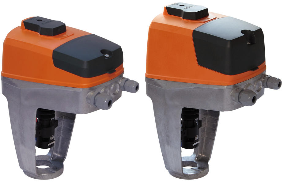 Электроприводы TA-Slider 750, TA