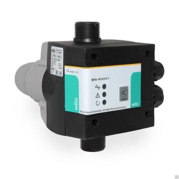 Прибор контроля протока и давления электронный, HiControl 1, Wilo