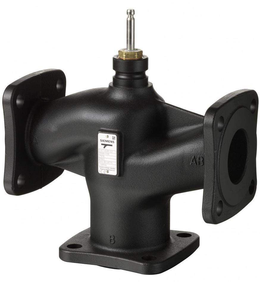 Клапан регулирующий VXF42..., Siemens