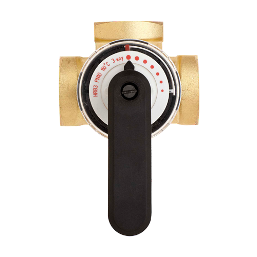 Клапан трехходовой смесительный HRB 3, Danfoss