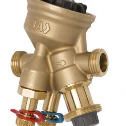 Балансировочный клапан TA-COMPACT-P