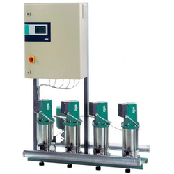 Установка повышения давления Wilo-Comfort CO-/COR-MVI.../CC