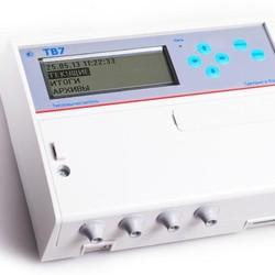 Тепловычислитель ТВ7-04, RS 232 для открытых и закрытых систем теплоснабжения, Danfoss