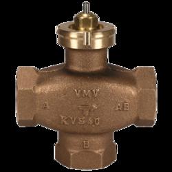 Клапан регулирующий VMV с внутренней резьбой, Danfoss