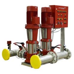Установки для систем пожаротушения Hydro MX, Grundfos