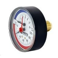 Термоманометр TMAX, подключение сзади, Watts